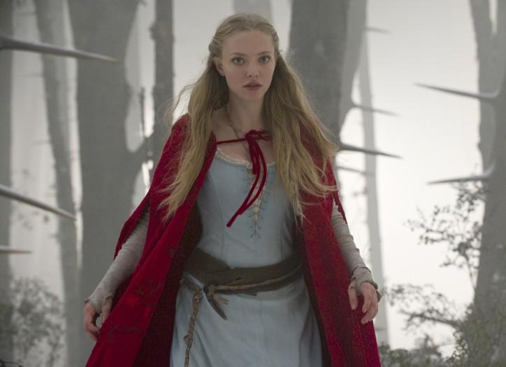 "Amanda Seyfried in ""Red Riding Hood."""