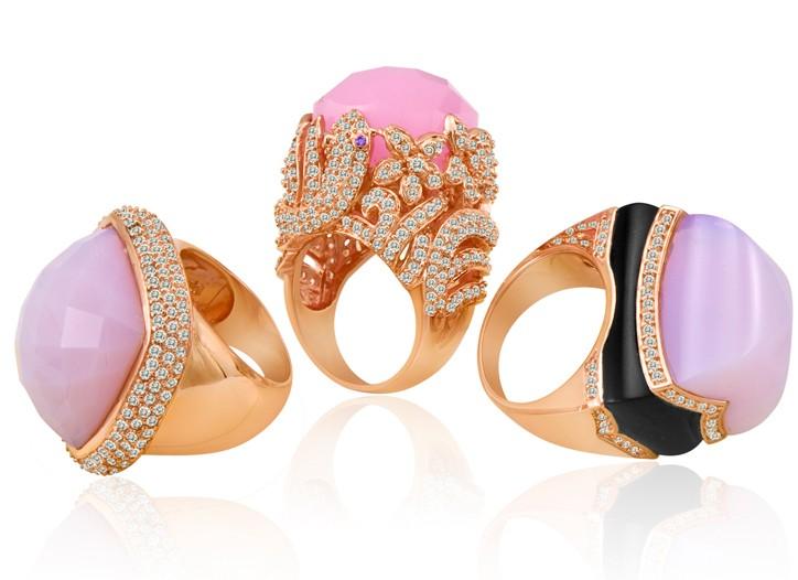 Gitanjali rings.