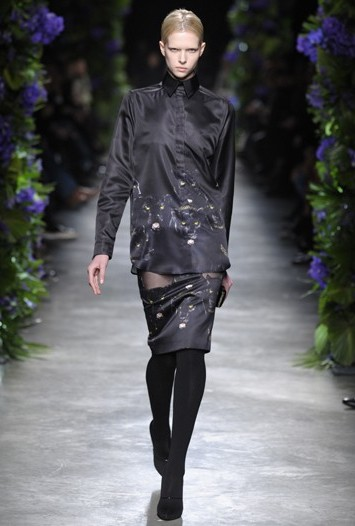 Givenchy RTW Fall 2011