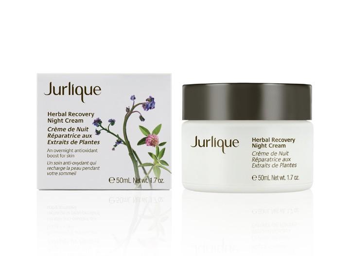 Jurlique's Herbal Recover Night Cream.