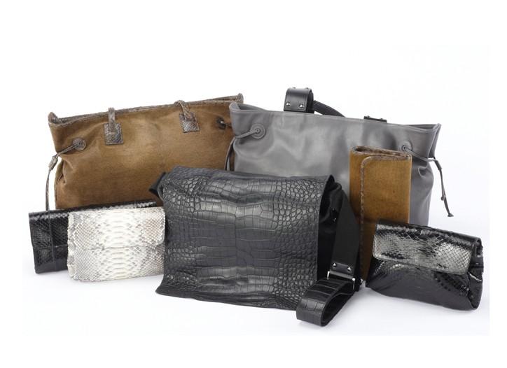 Magaschoni handbags for Fall 2011.