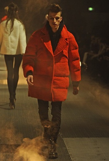 Moncler Gamme Rouge RTW Fall 2011