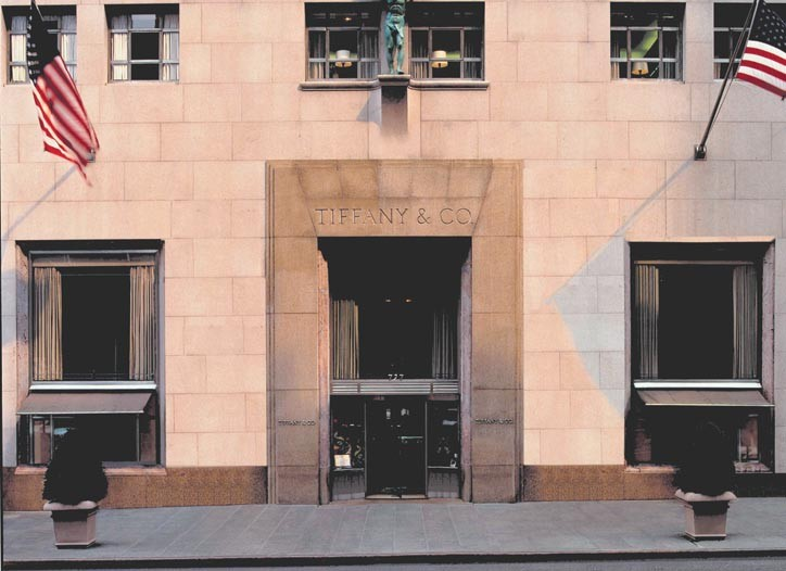 Takeover talk has surrounded Tiffany & Co.