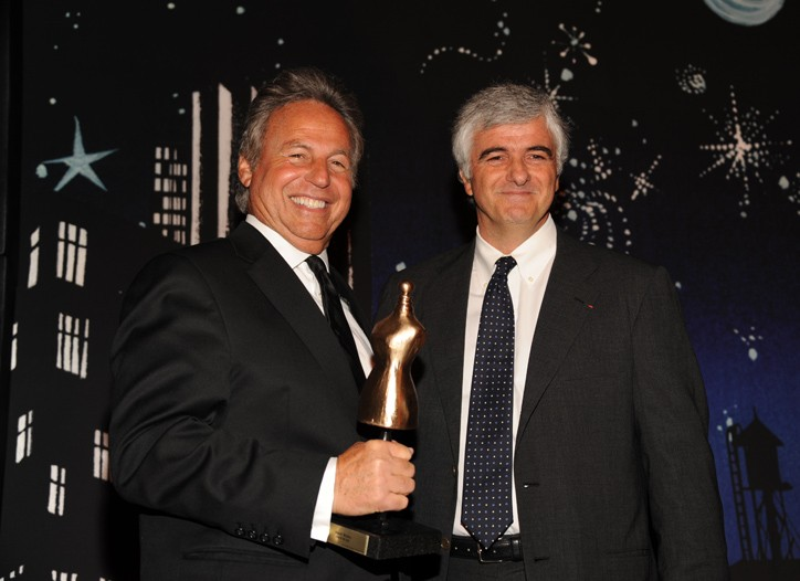 Mark Weber and Antonio Belloni.