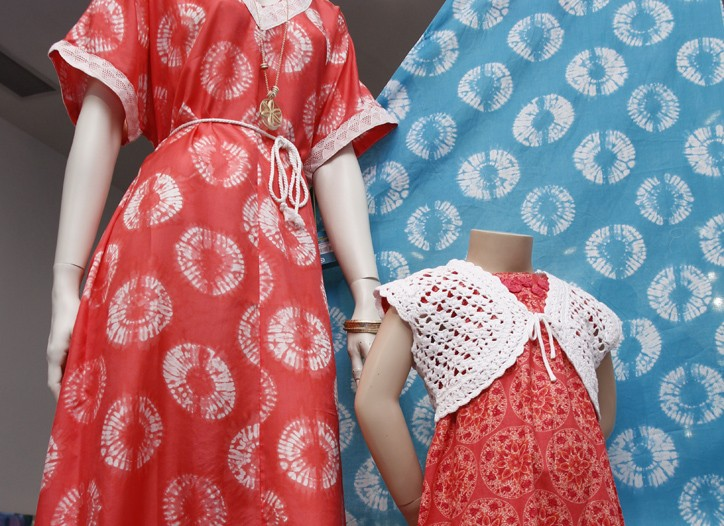 Calypso St. Barth for Target mother-daughter dresses.