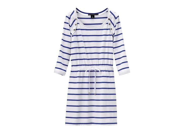 A Charlotte Ronson dress for Uniqlo.