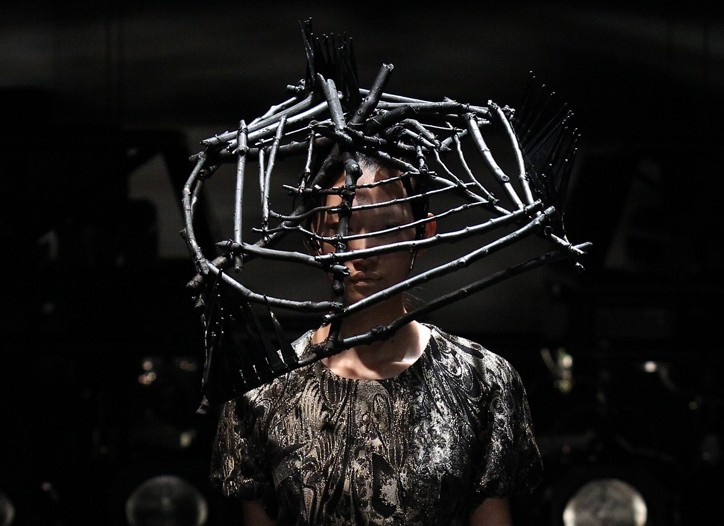 A look from Christian Dada.