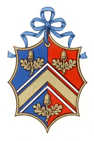 The Middleton family has been granted an official coat of arms by the College of Arms in the City of London.