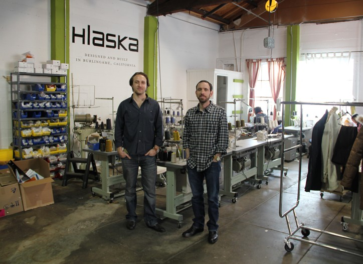 Chad Hurley and Anthony Mazzei.