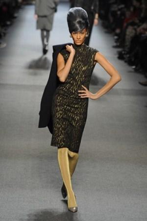 Jean Paul Gaultier RTW Fall 2011