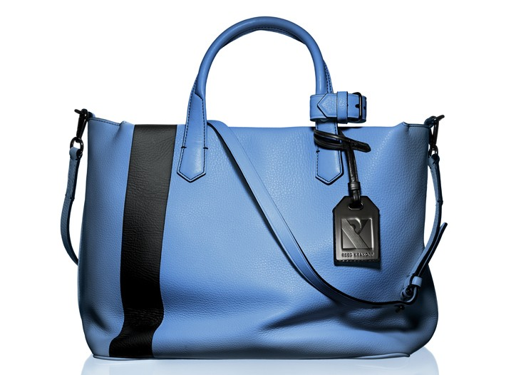 A bag from the Reed Krakoff collection.