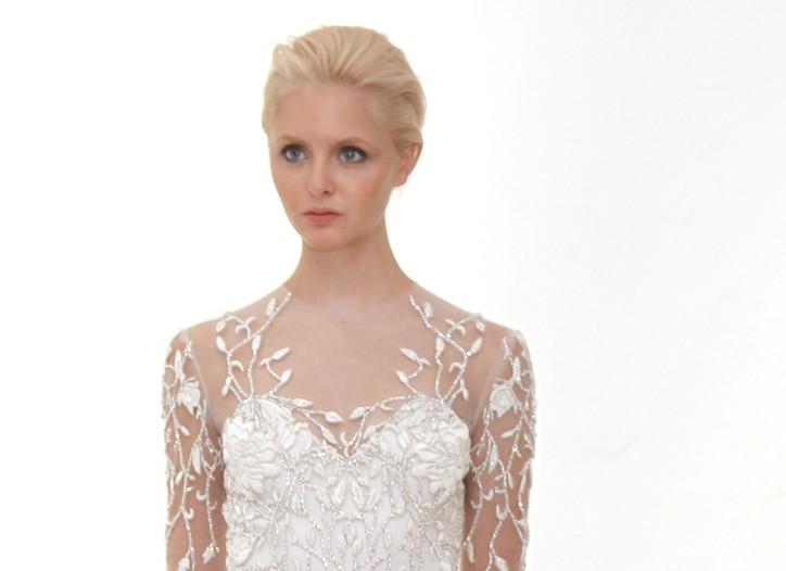 Marchesa Bridal Spring 2012