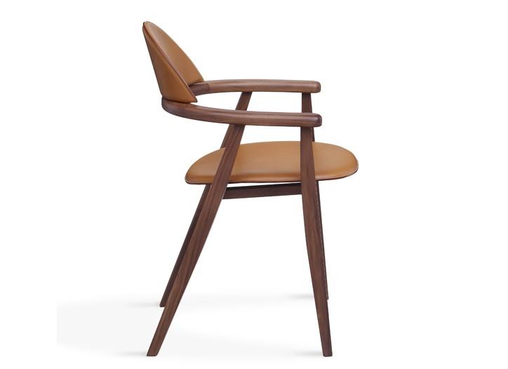 A chair by Enzo Mari for Hermès