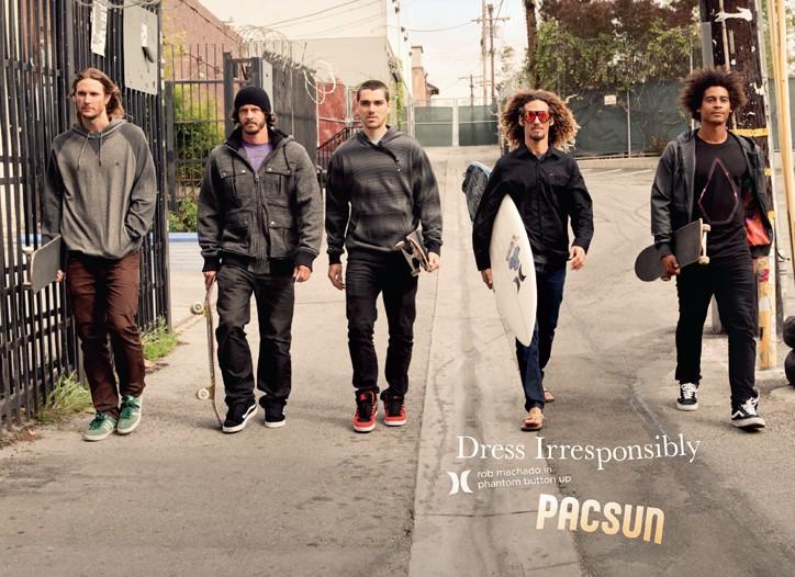 PacSun Ad.