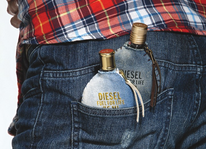 Diesel's new Fuel for Life Denim Collection