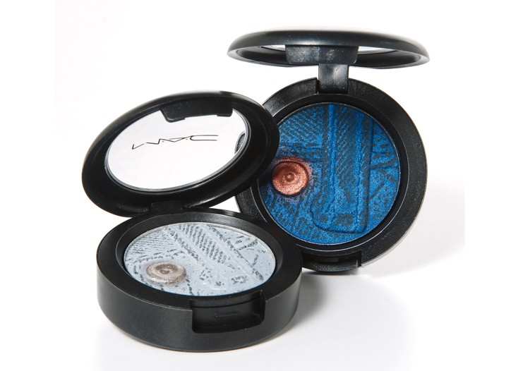Mac Denim Collection Eye Shadows