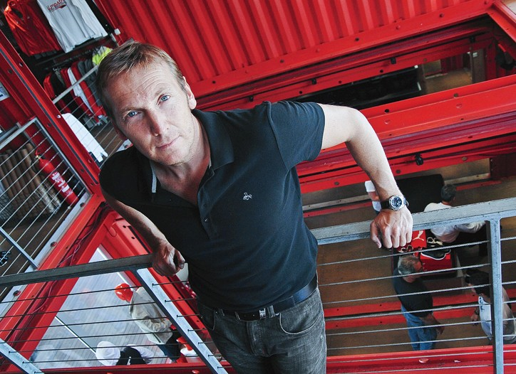 Puma Chairman and CEO Jochen Zeitz.