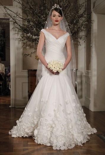Romona Keveza Bridal Spring 2012
