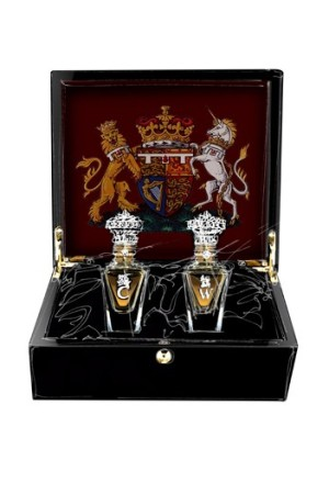 Clive Christian No.1 Perfumes for Prince William and Catherine Middleton