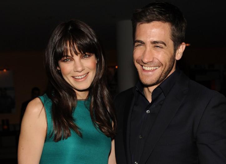 Michelle Monaghan and Jake Gyllenhaal