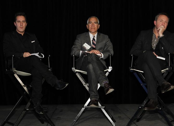 James Gardner, Alex Gonzalez and Trey Laird.