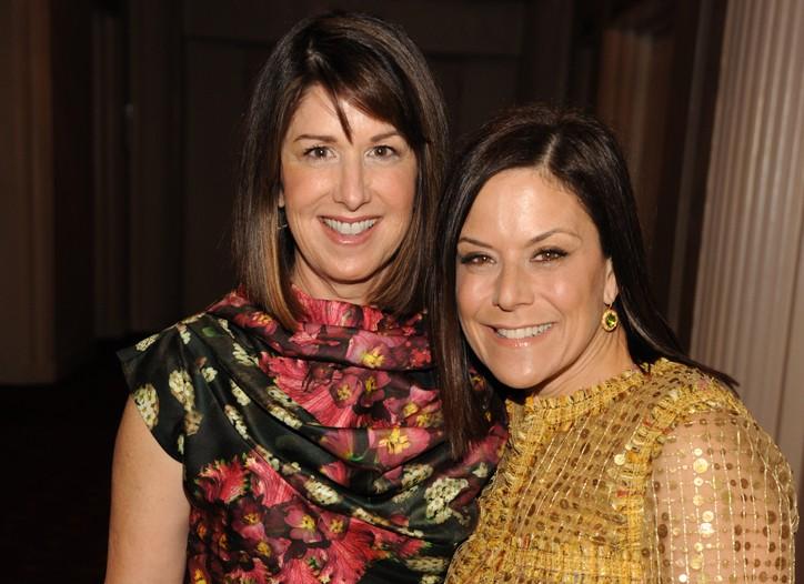 Karen Katz and Gina Sanders