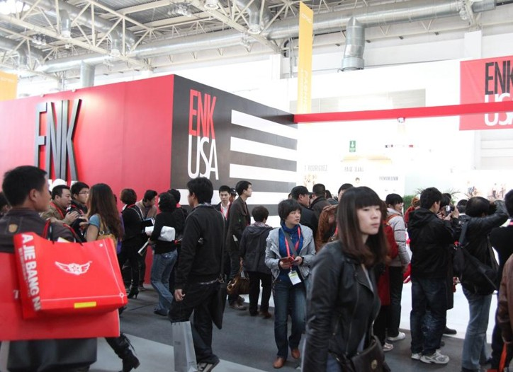 ENK expects 40 brands to participate in the 2012 edition of its new China show.