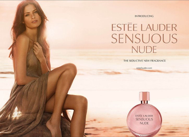 The Sensuous Nude ad.