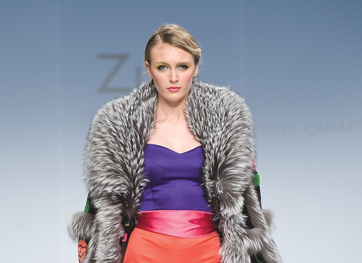 Fur price hikes trigger caution.