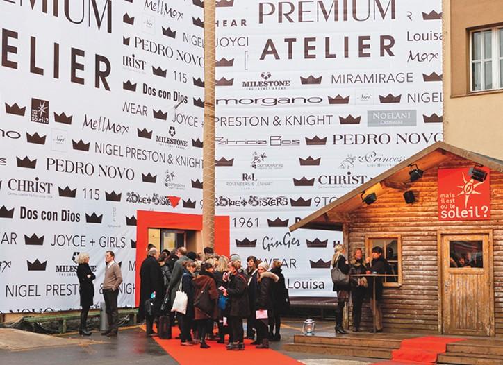 Premium Atelier trade show