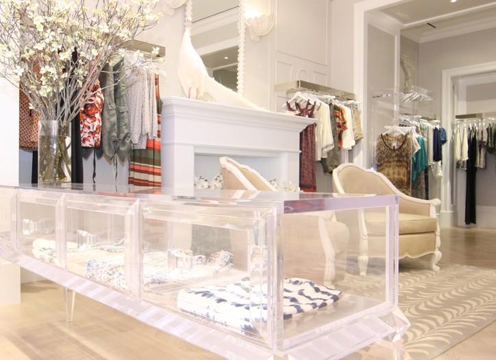 Joie's Madison Avenue flagship.