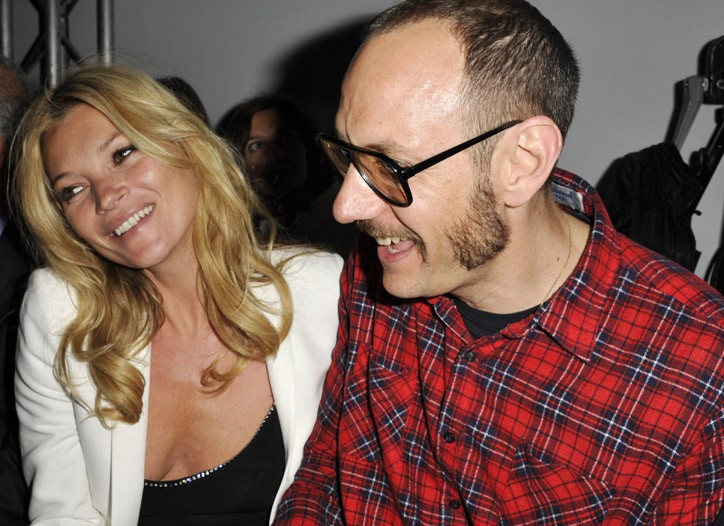 Kate Moss and Terry Richardson