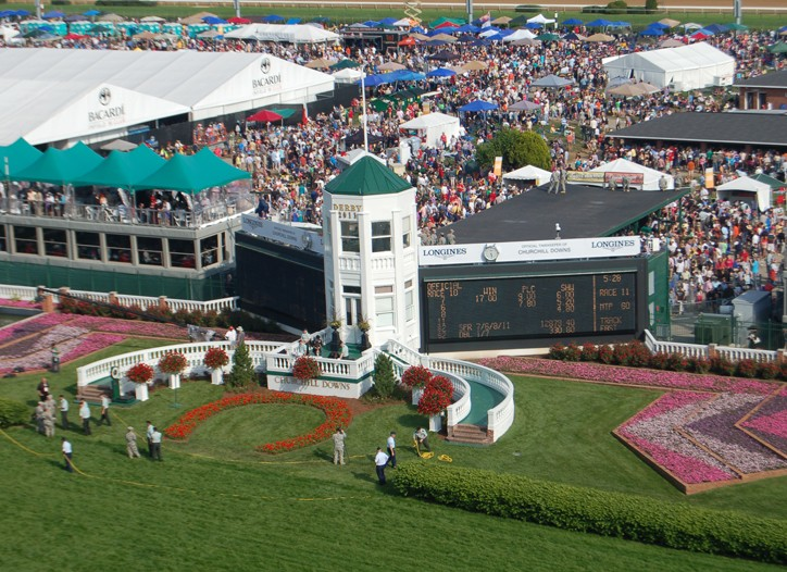 The 137th Kentucky Derby.