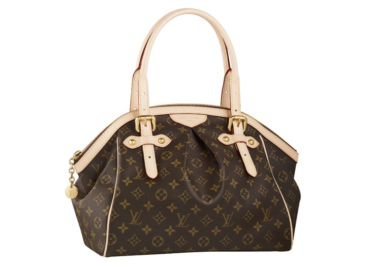 Louis Vuitton's Tivoli bag.