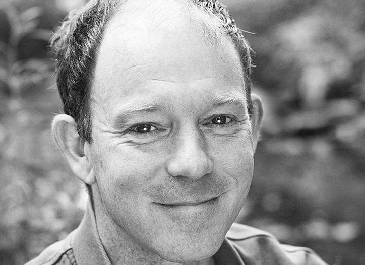 Writer McKay Jenkins
