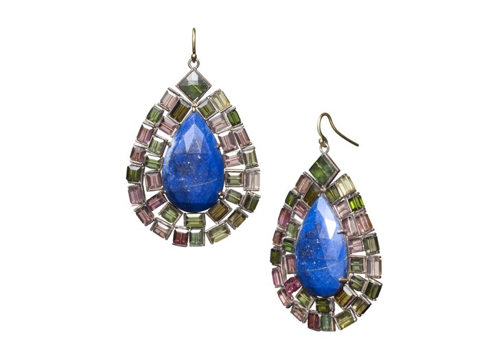 Earrings from Nak Armstrong.
