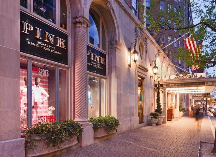 Thomas Pink Store