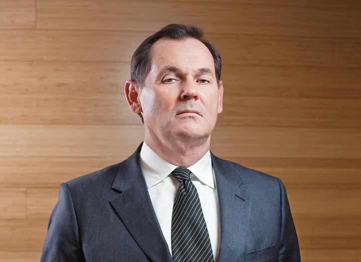 Coty Inc. chief executive officer Bernd Beetz