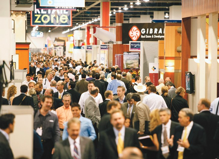 The ICSC expects 1,000 exhibitors and 30,000 visitors at  its May 22-25 convention.