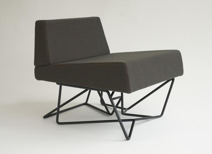 A David Lynch-designed chair for club Silencio.