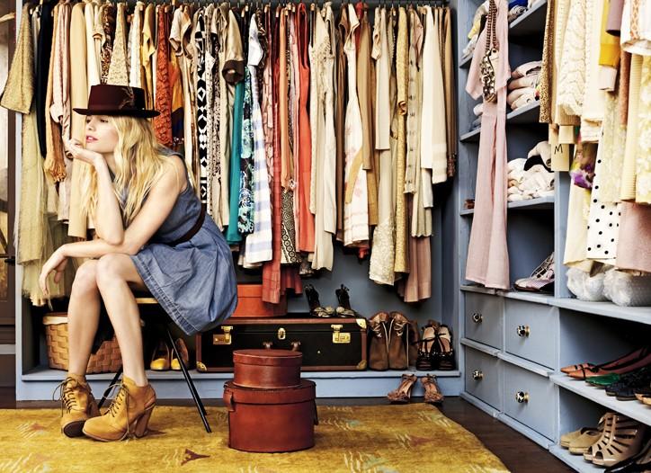 Kate Bosworth in Preen.