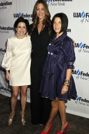 Darcy Miller Nussbaum, Stephanie Winston Wolkoff and Jessica Seinfeld