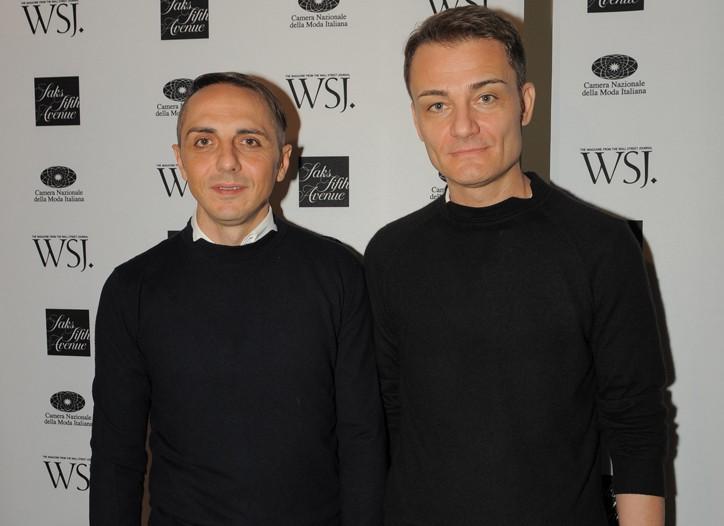 Tommaso Aquilano and Roberto Rimondi.
