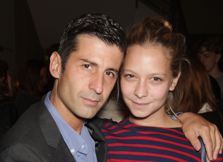 André Saraiva and Annabelle Dexter-Jones