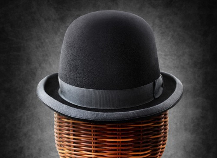A hat from Archer Adams.