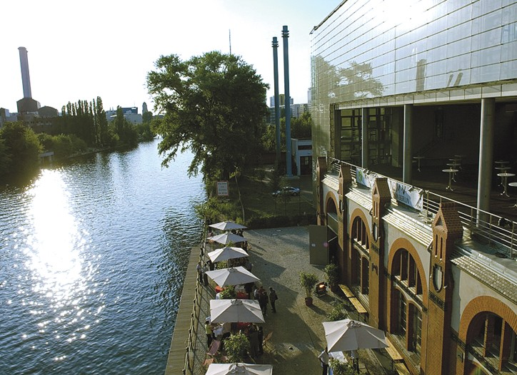 In Fashion will be held at Radialsystem V along the Spree River.