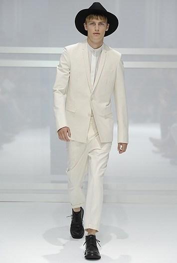 Dior Homme Men's RTW Spring 2012