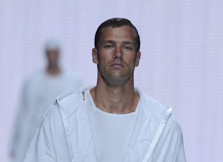 Dirk Bikkembergs Sport Couture Men's RTW Spring 2012
