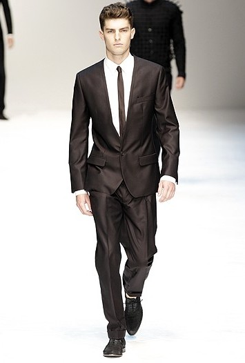 Dolce & Gabbana Men's RTW Spring 2012