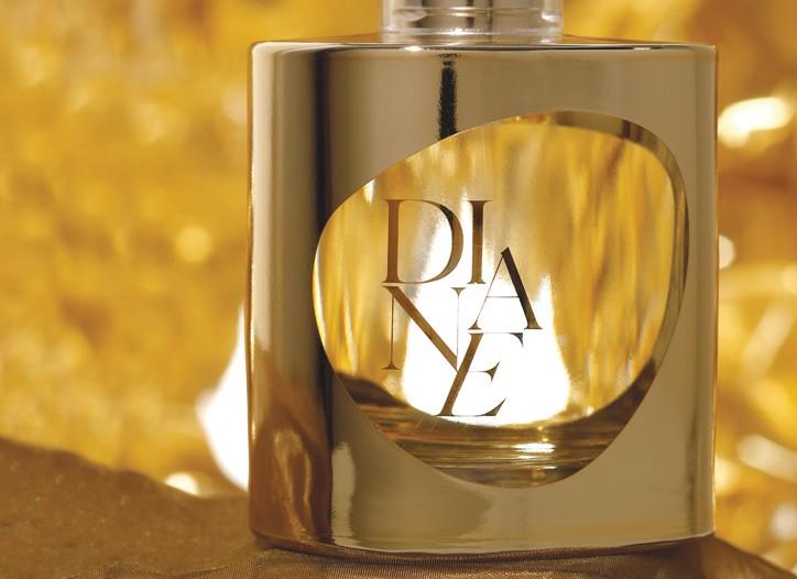 Diane von Furstenberg's fragrance, Diane.
